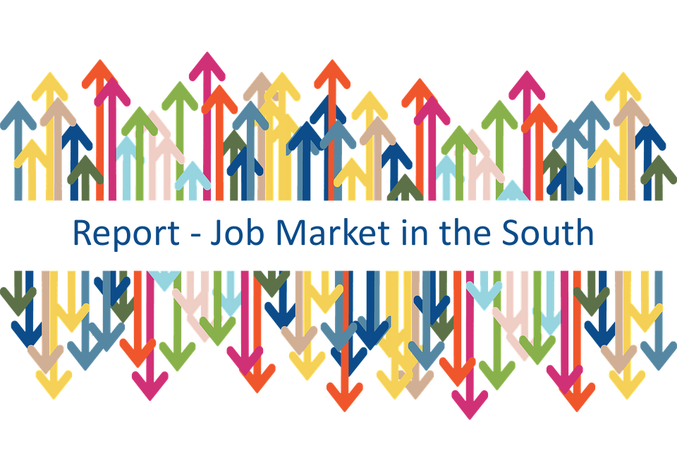 Dovetail summarise the key points from the latest report on the job market in the outh