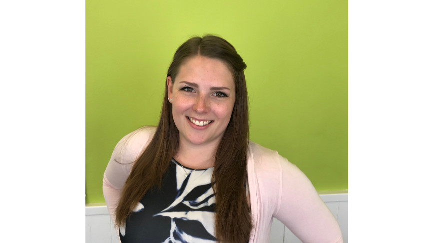 Working as a recruitment consultant, Laura Staton, Dovetail Recruitment