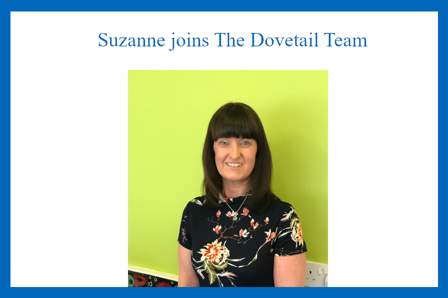 welcome Suzanne to Dovetail Recruitment