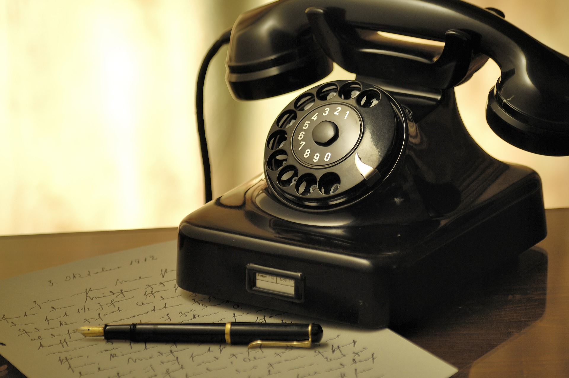 The Telephone interview - the pros and cons for clients