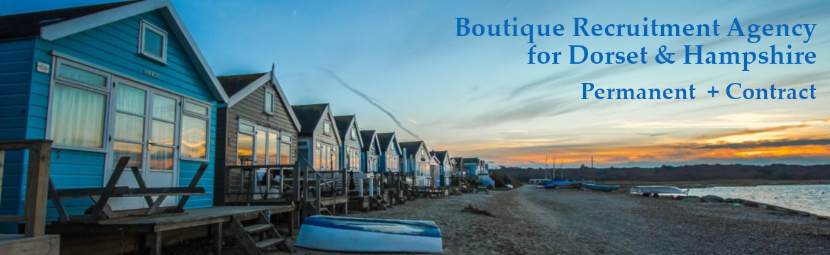 Specialist Boutique Recruitment Agency Bournemouth, Poole, Dorset & Hampshire -  Permanent + contract