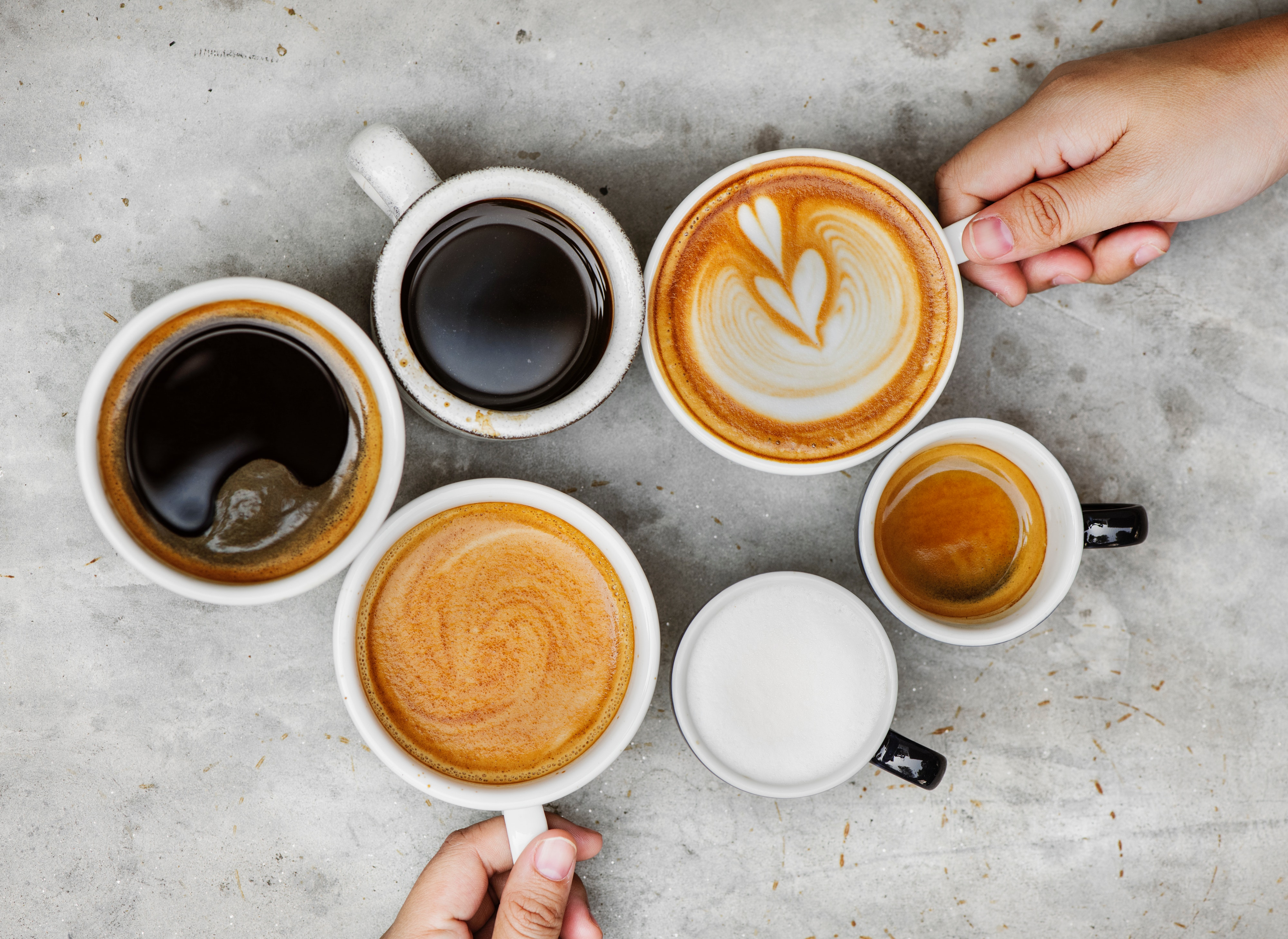 the benefits of coffee at work and out of