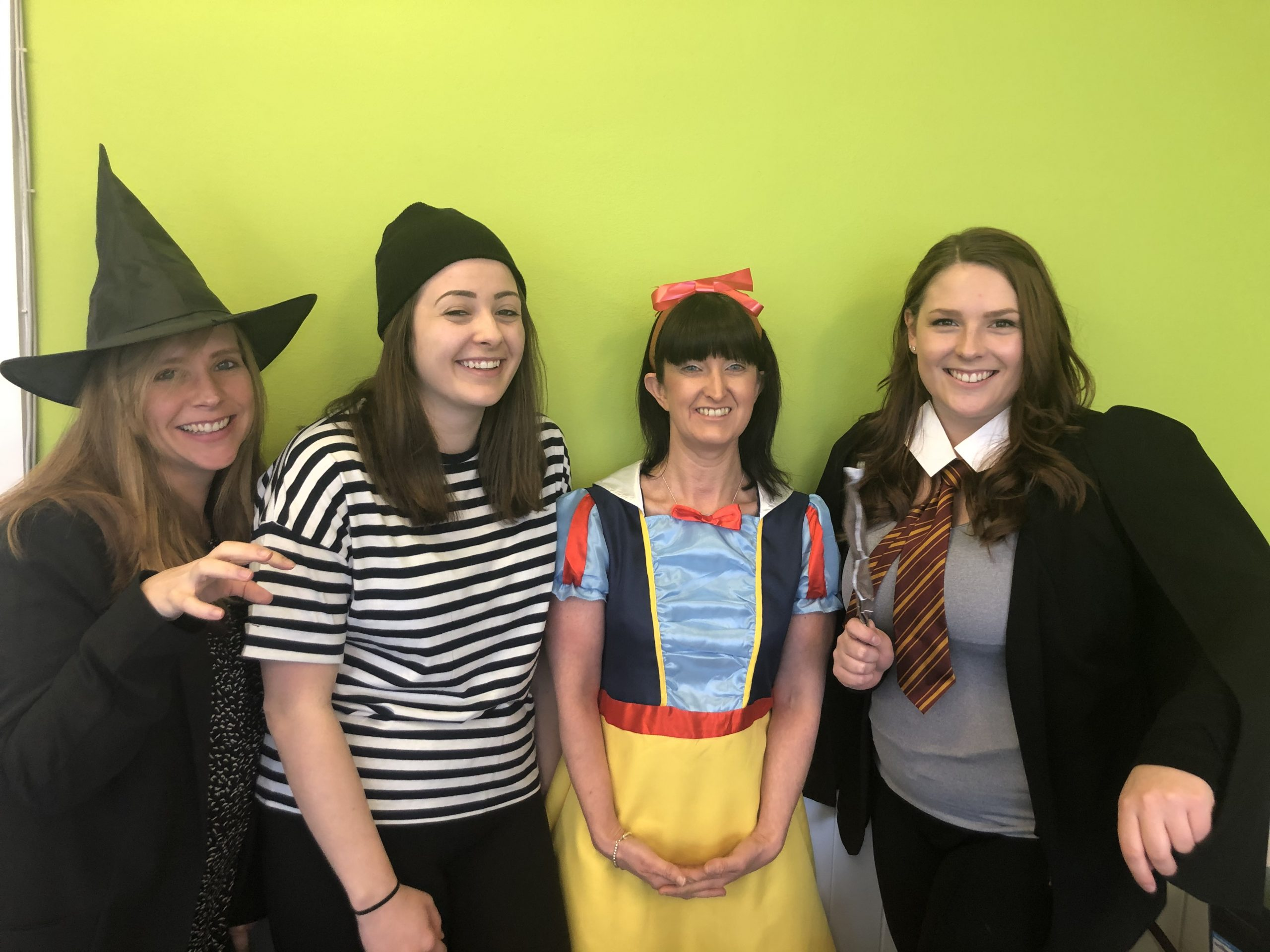 Dovetail world book day