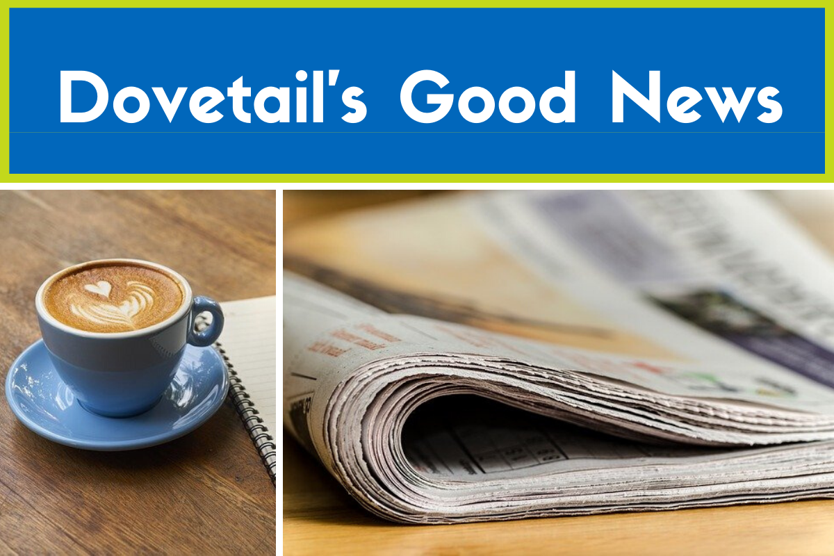 dovetail's good news stories dorset local news recruitment agency hampshire