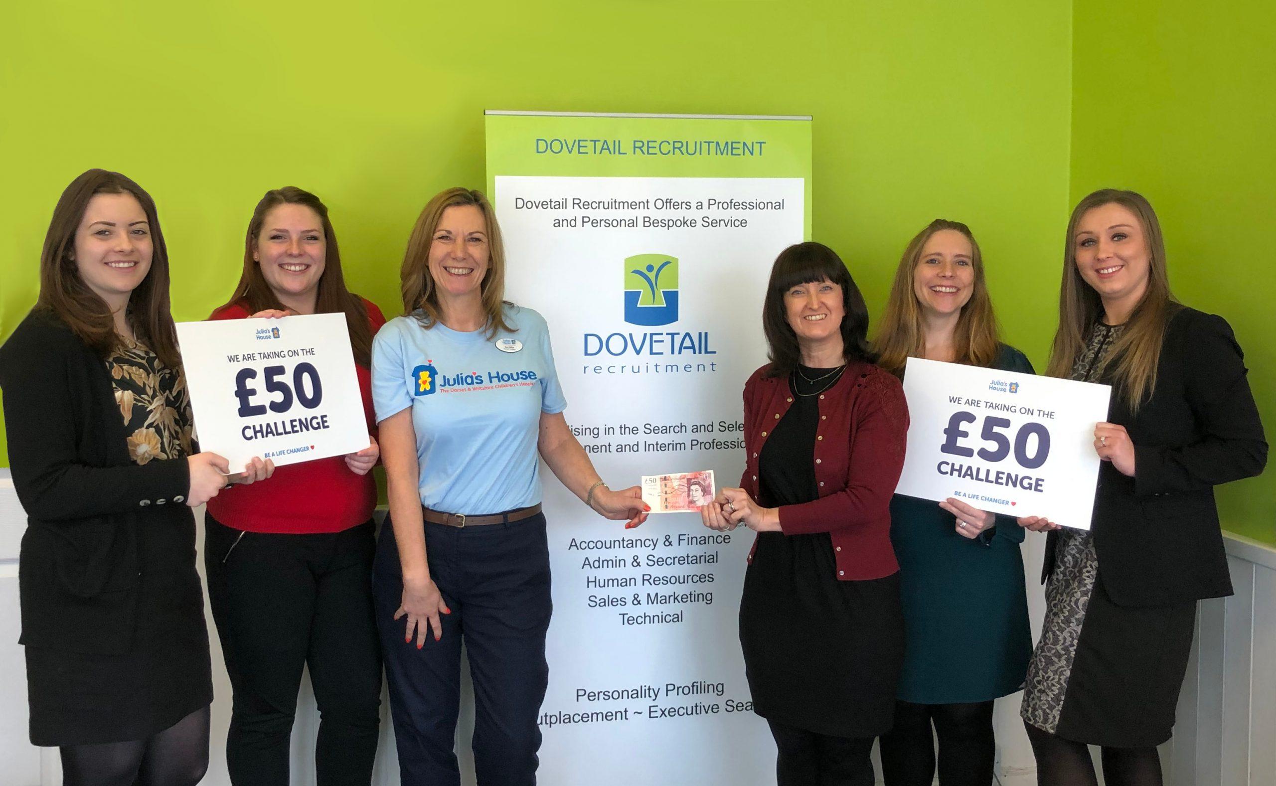 Julia's House £50 challenge