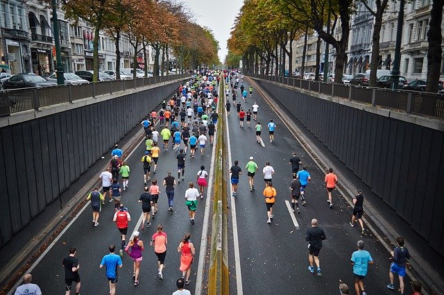 how running can help with your career recruitment agency dorset