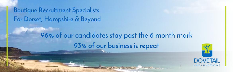 recruitment agency dorset & hampshire
